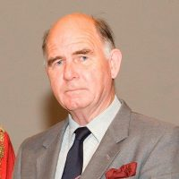 Mr Peter Burridge